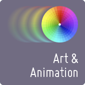 jobs in art work & animation